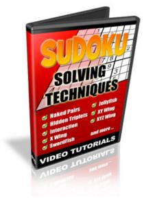 Sudoku Solving Techniques Review
